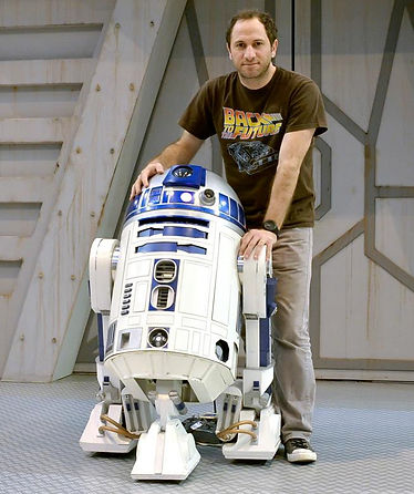 robot R2D2 argentino