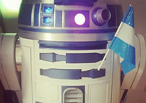 R2D2 argentino