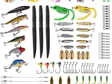 PLUSINNO Fishing Tackle Set
