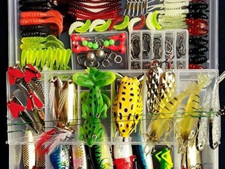 PortableFun Fishing Tackle Set