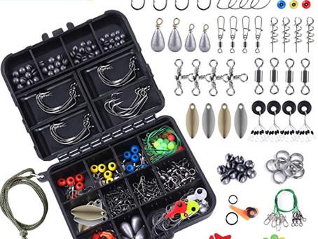 TOPFORT Fishing Accessories Kit