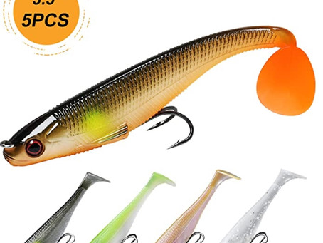 TRUSCEND Power Soft Fishing Lures