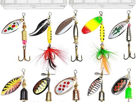 TB Tbuymax Fishing Spinnerbait