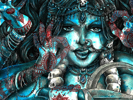 Kali - The Divine Mother