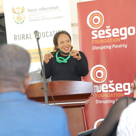 Edulution launches its pilot numeracy programme in Inanda, Kwazulu-Natal, South Africa