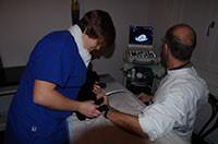 Ultraschall/Endoskopie