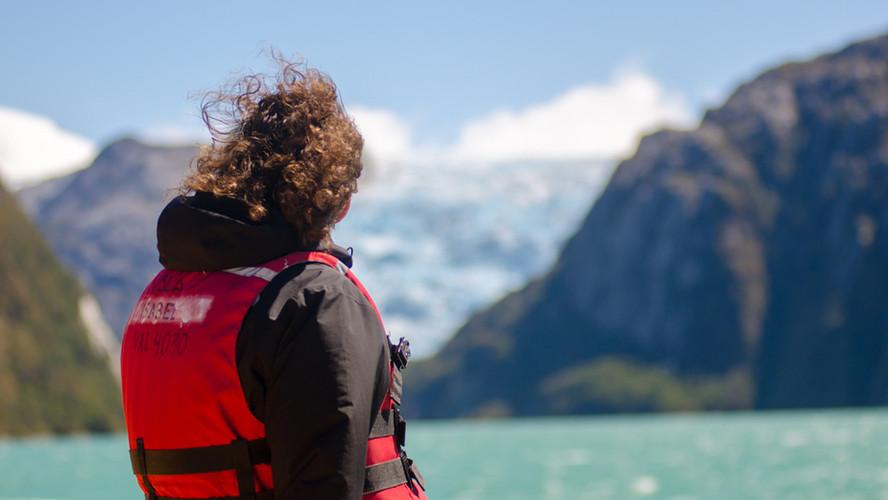Fiordos de la Patagonia