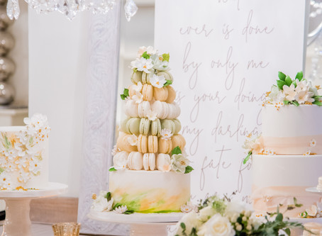 HOW TO CREATE A CHIC SWEETS SPREAD FOR YOUR WEDDING DAY