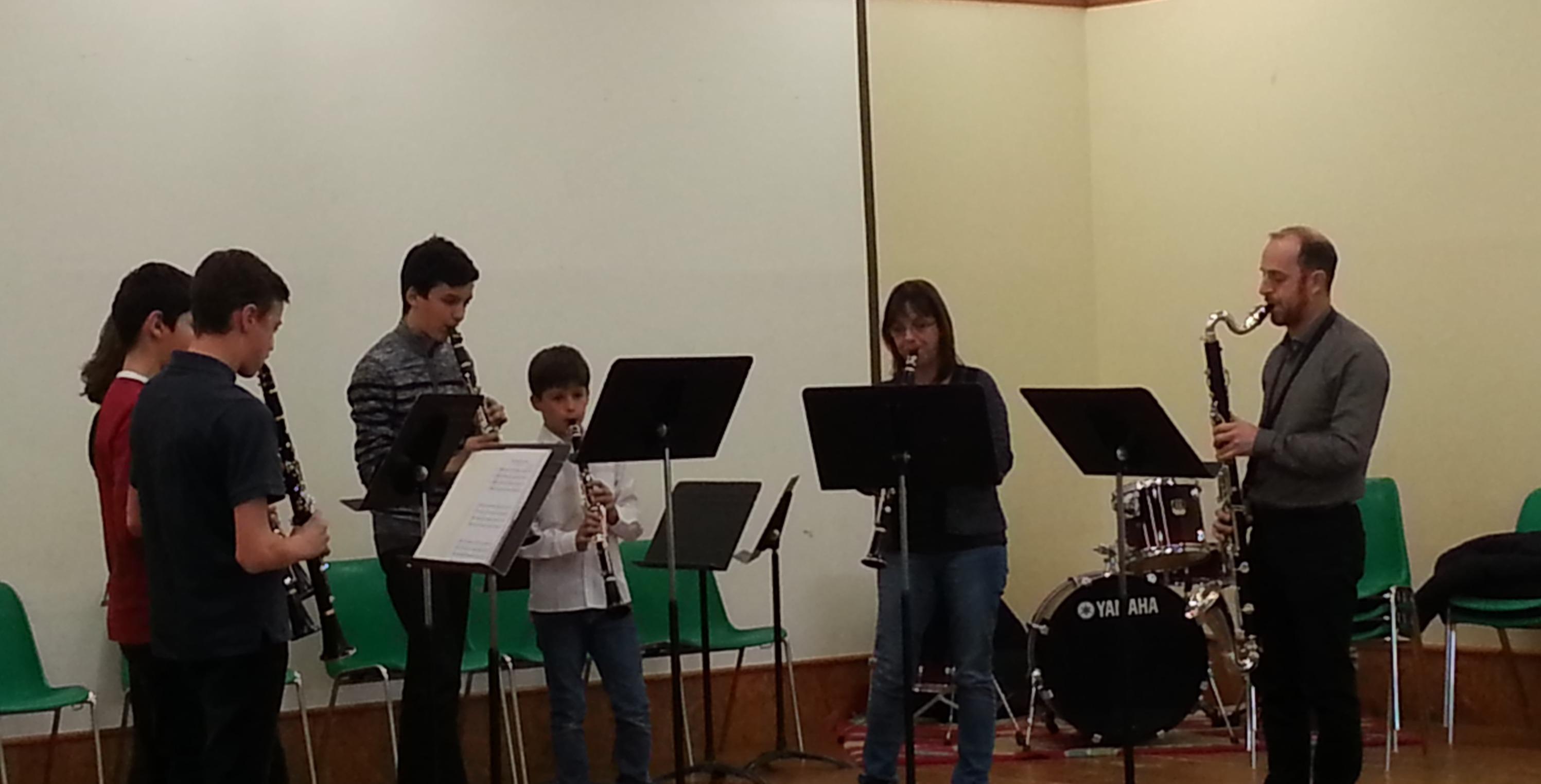 Ensemble Saxophone