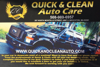 Quick & Clean Auto Care