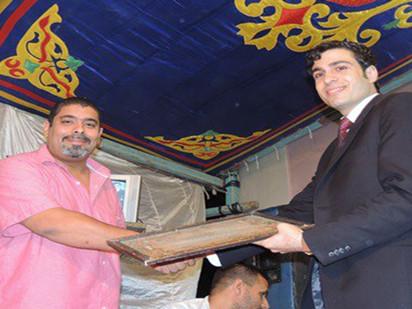"""مؤسسة """"حياة"""" تقدم جوائز لحفظة القرآن بكفر الشيخ"""
