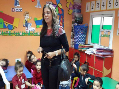 تفقد سير العملية التعليمية بمدرسة القاهرة الخاصة