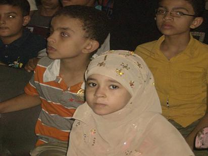 """احتفال مؤسسة """"حياة"""" بختام مسابقة """"آل عزازى"""" لحفظة القرآن"""