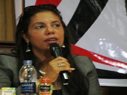 تنصيب الدكتورة راندا رزق سفيرة لينابيع الحياة لدعوة رئيس الجمهورية للتبرع بالدم