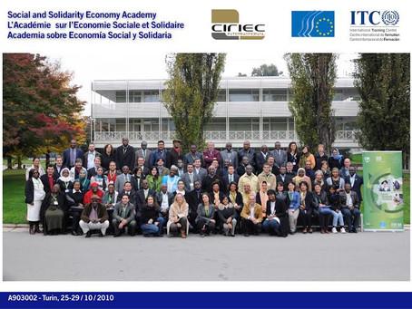 من الأرشيف.. المشاركة في الدورة الاولى لبرنامج الأكاديمية الاجتماعية الاقتصادية بمنظمة العمل الدولية