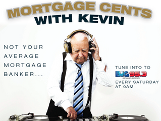 Mortgage Cents with Kevin|Radio