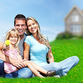 family after getting a FHA Loans