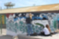 Community service Punta de Choros