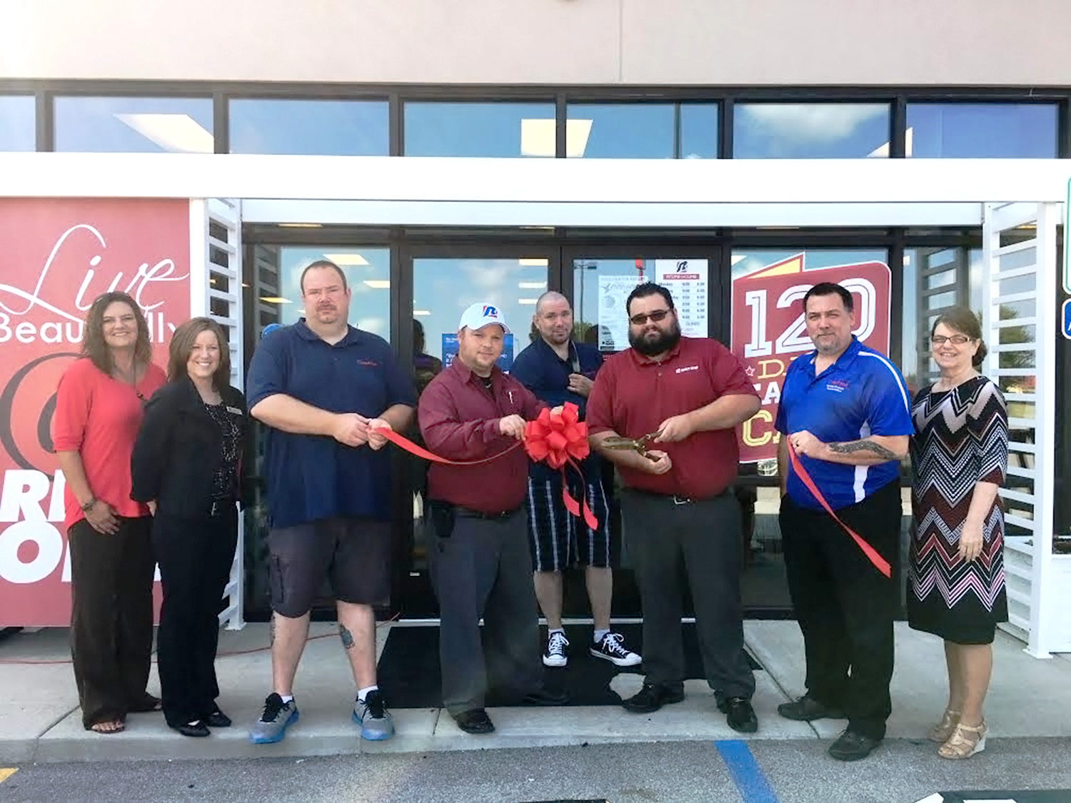 Rent One Ribbon Cutting