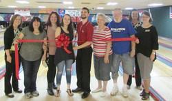 Sullivan Bowl Ribbon Cutting