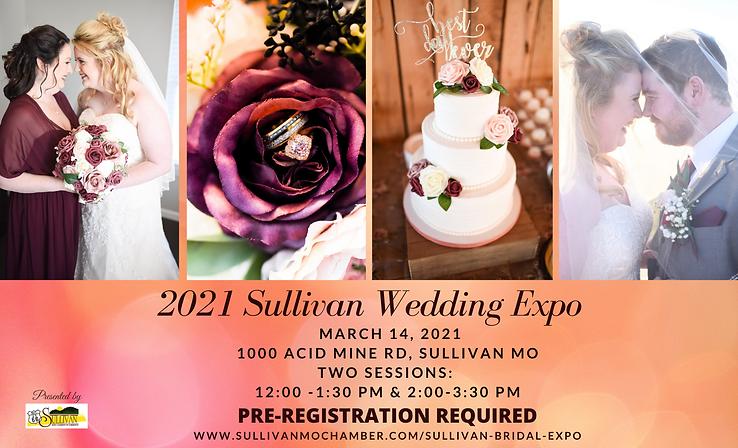 Copy of 2021 Wedding Expo Newspaper Ad 2
