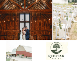 Red Lifestyle Blog Photo Collage