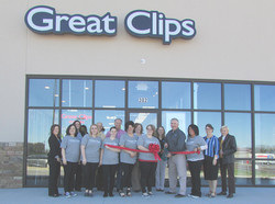 Great Clips color