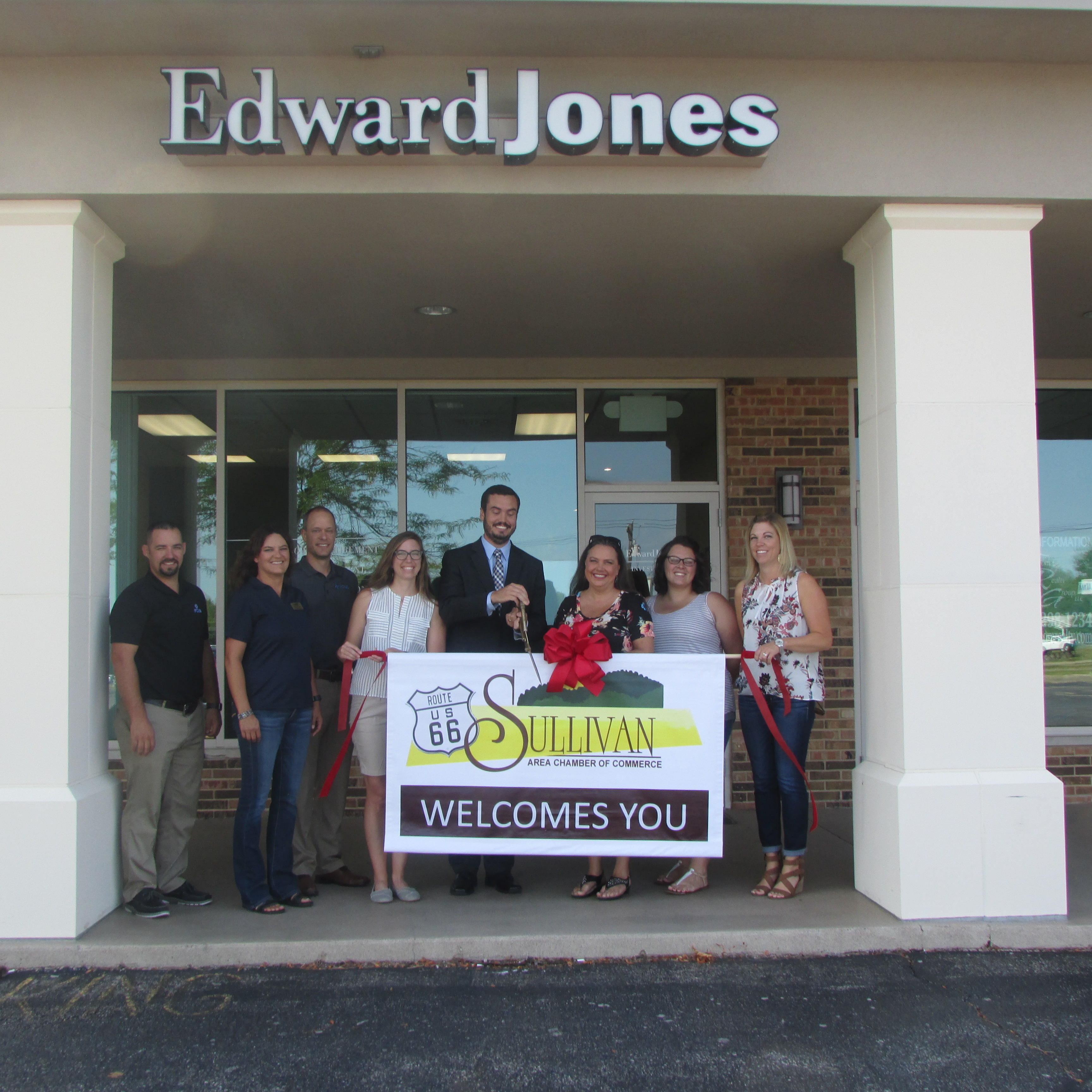 Edward Jones Donnie Greenwalt After