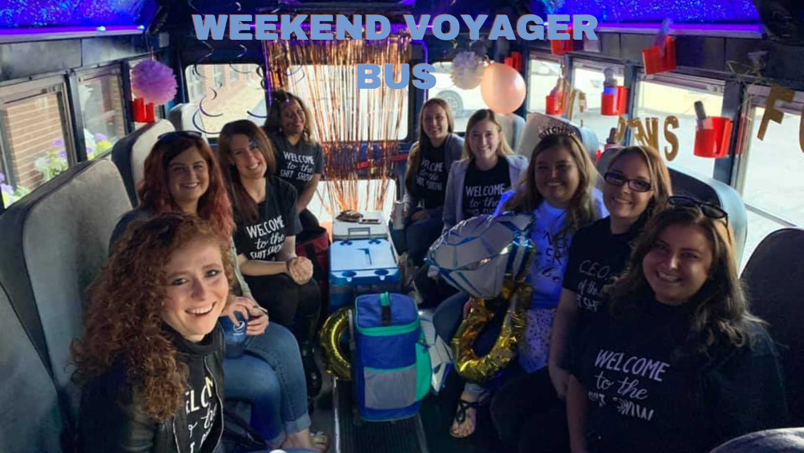 Copy of Weekend voyager bus