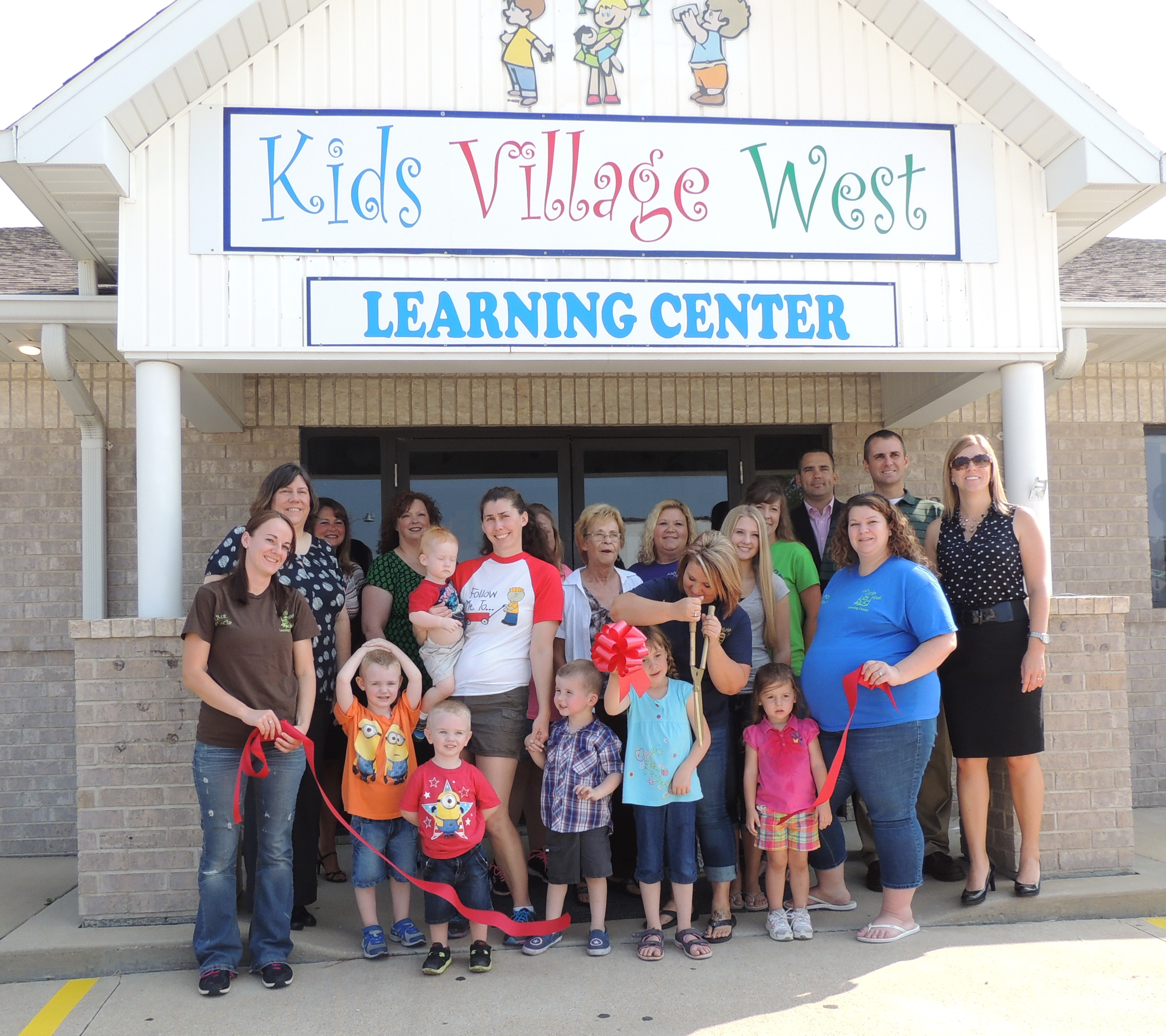 Kids Village West Learning Center