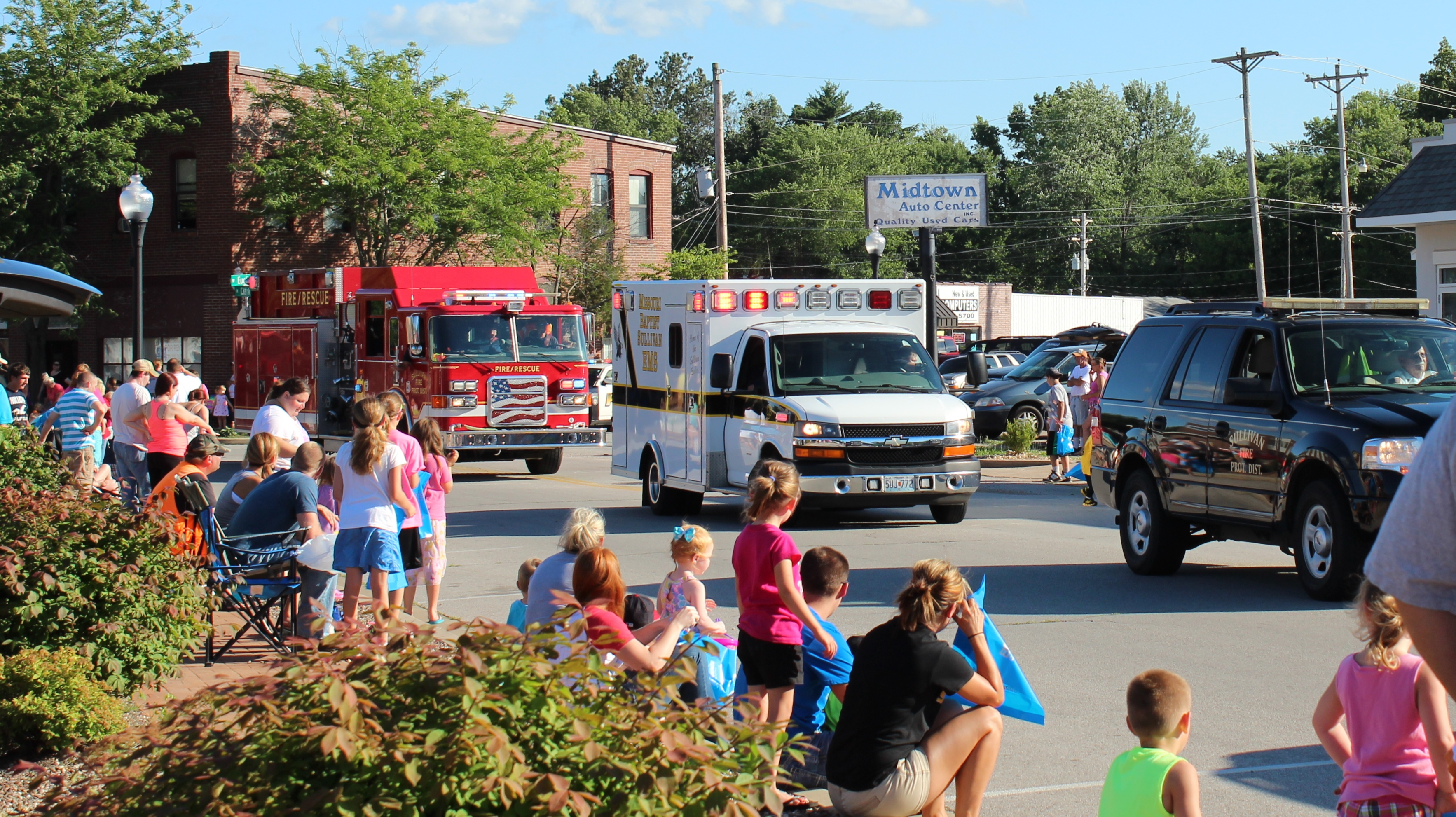 Meramec Community Fair Parade