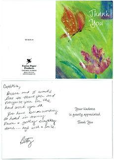 Thanks from Hazelden Publishing Marketing Team