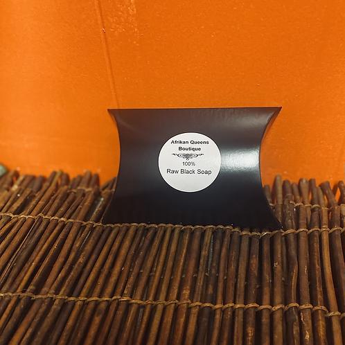 Raw Black Soap