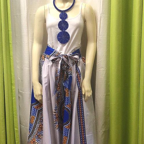 Traditional White Skirt