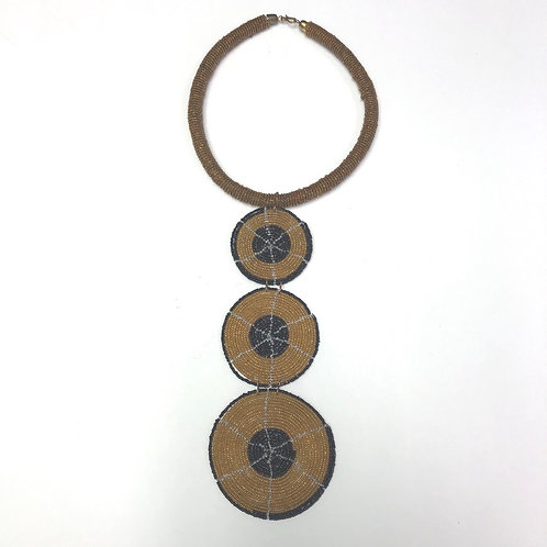 3-Disc Goddess Choker