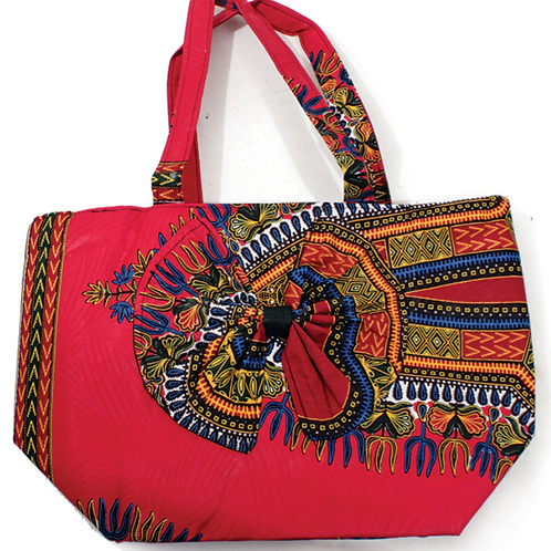 Traditional Beauty Bow Tote