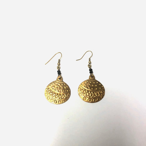 Kibuyu Earrings
