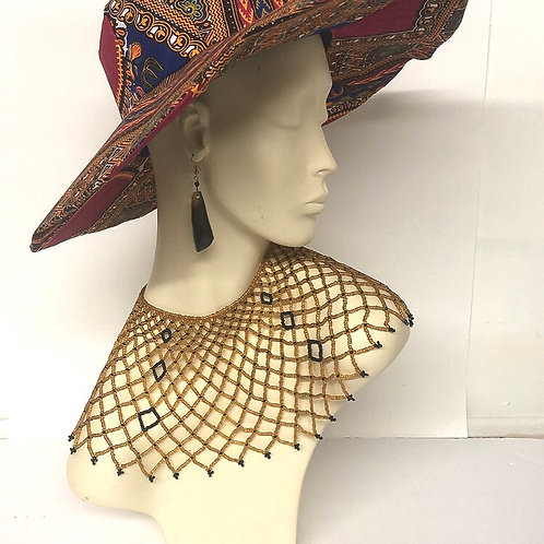 Traditional Sun Hat - A
