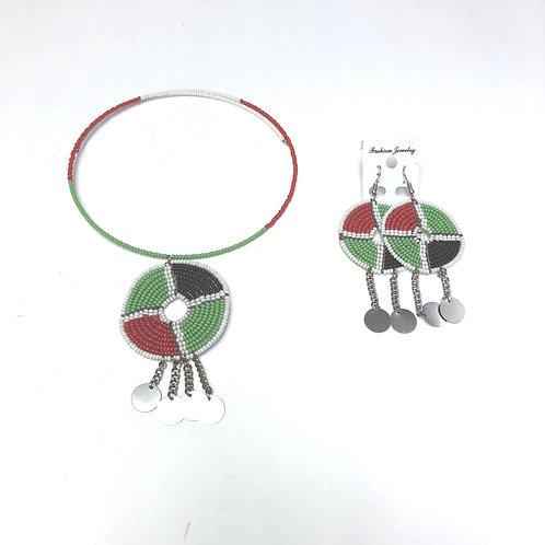 Kenya Necklace Set