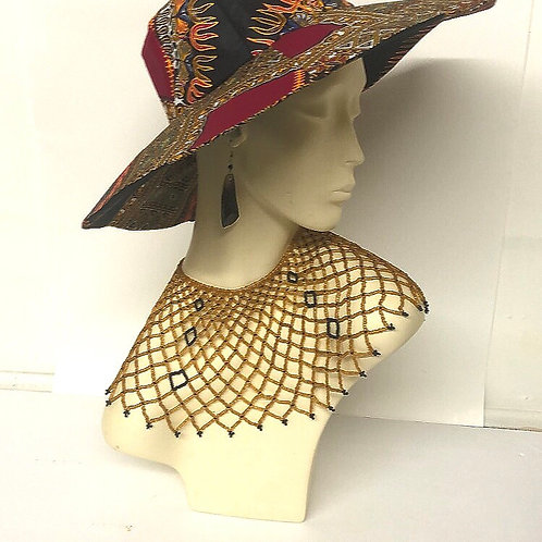 Traditional Sun Hat - B