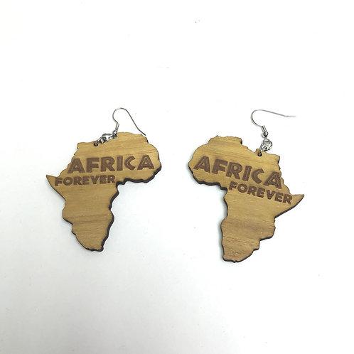 Afrika Forever Earrings