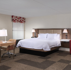 Hampton Inn - King Guestroom