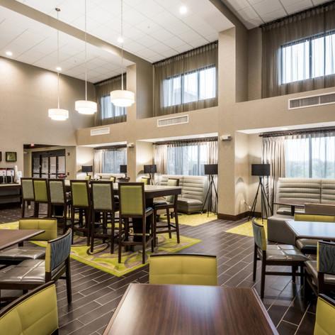 Hampton Inn - Lobby