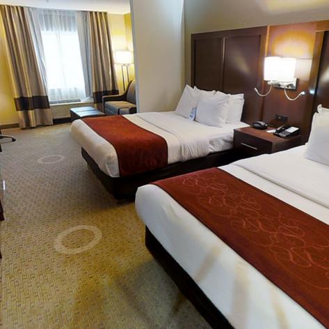 Comfort Inn & Suites - Guestroom