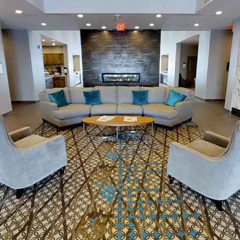 Homewood Suites - Lobby/Dining
