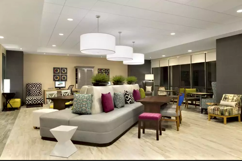 Home2 Suites (Lobby)