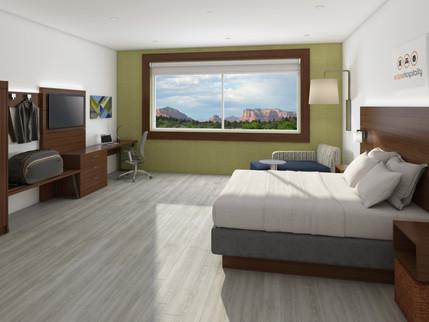 Holiday Inn Express - Formula Blue