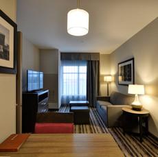 Homewood Suites - Guestroom
