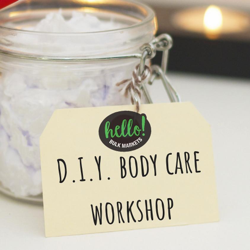 DIY Body Care Workshop (1)