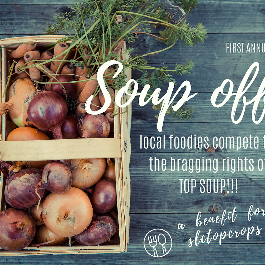 First annual SOUP OFF